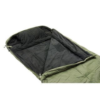 B.Richi THE SNOOZE 4 Season XL NANO Schlafsack Peachskin Sleepingbag Fleece
