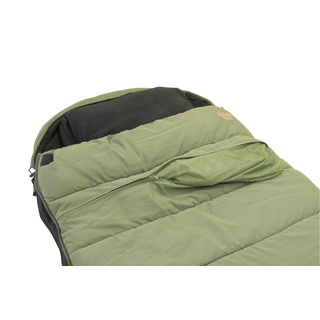 B.Richi THE SNOOZE Arctic Extreme 5 Season XL NANO Schlafsack Peachskin Sleepingbag Fleece